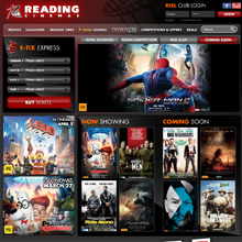 Readings Cinema Group